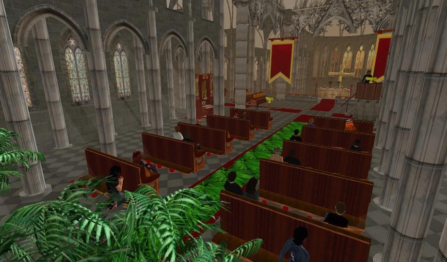 Snapshot-Mar 16 Palm Sunday-Service Back