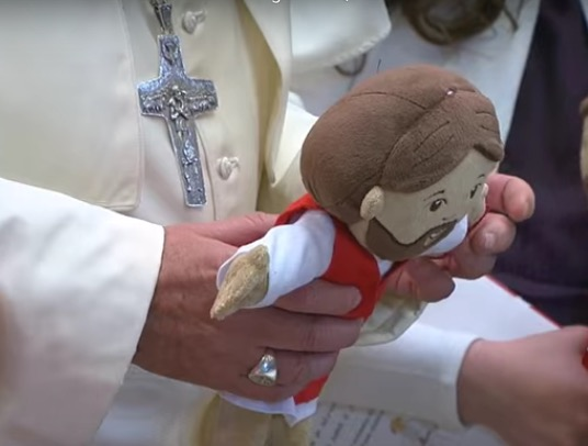 Dear Pope Francis: Children of the World Bring Their Questions to Rome - The IN Network
